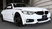 3D Design-dan BMW 4-Series Gran Coupe